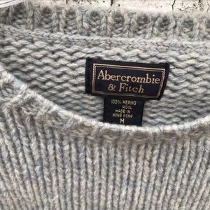 Abercrombie & Fitch Merino Wool Sweater Youth M